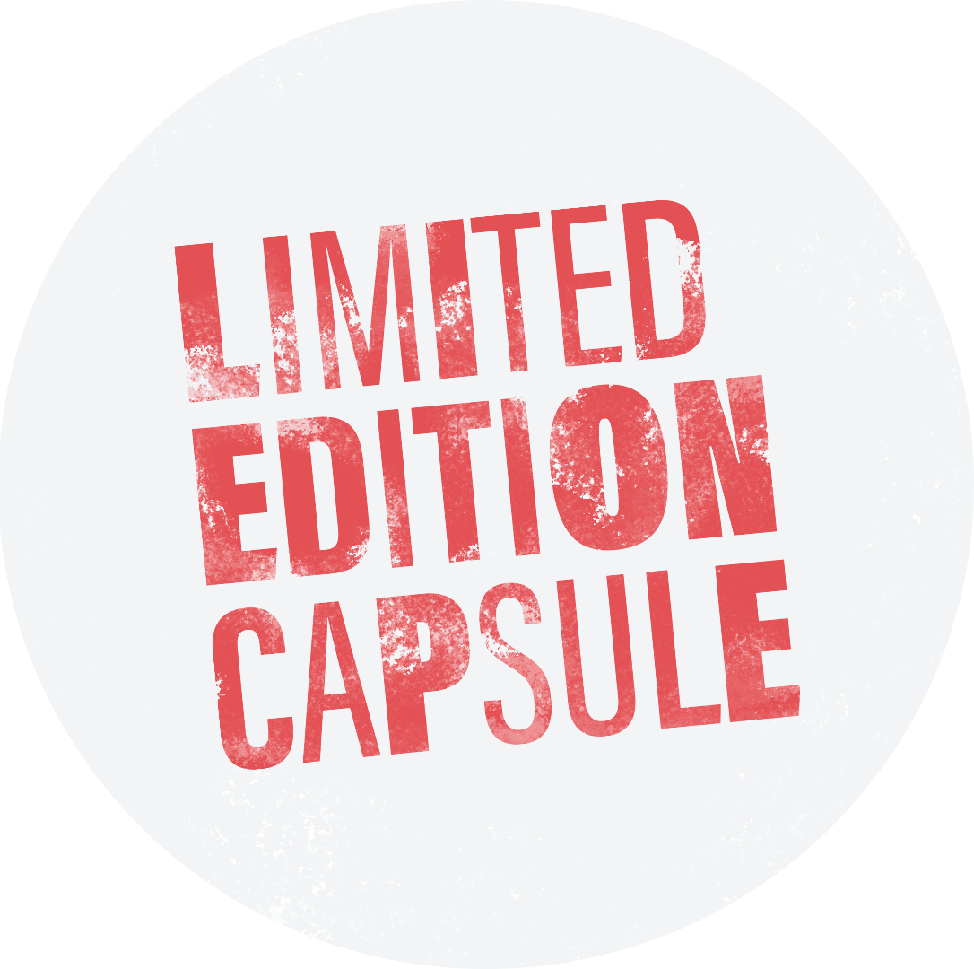 Limited Edition Capsule Sticker