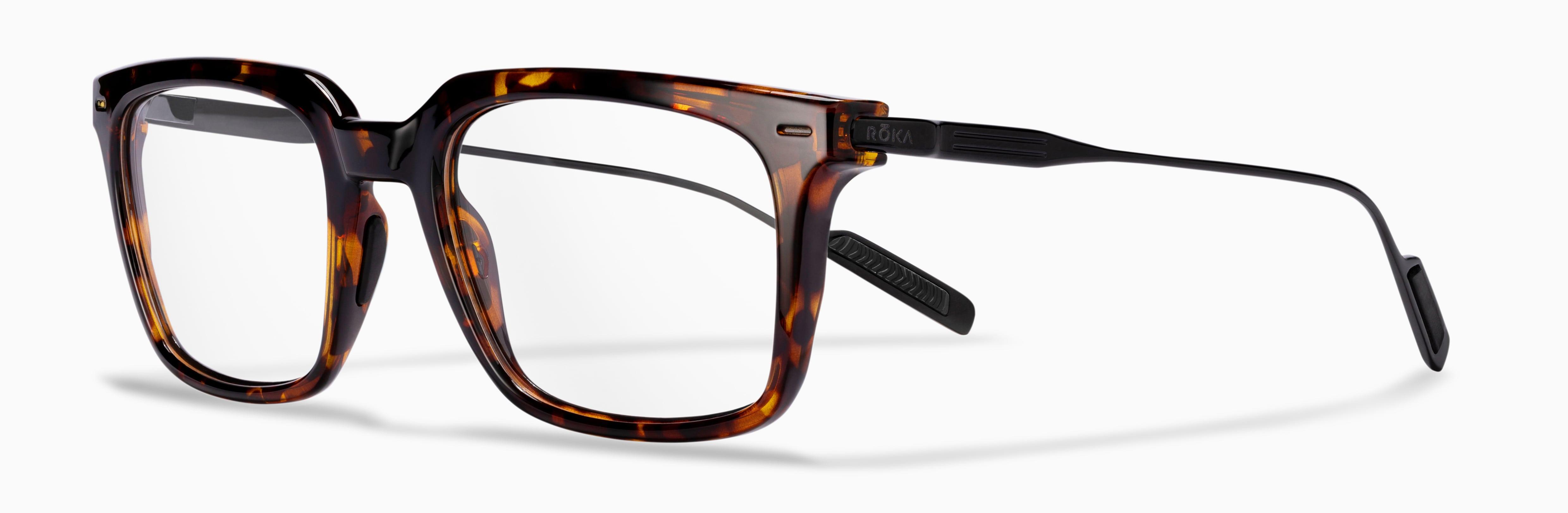 Booker prescription glasses