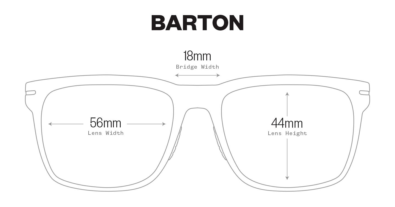 Barton Measurement Illustration
