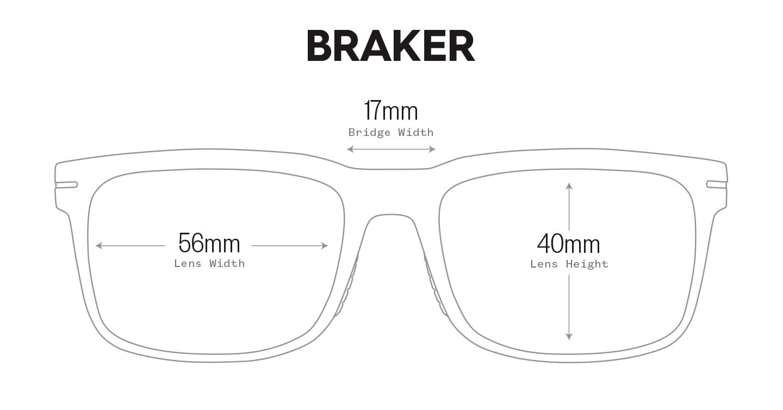Braker Measurement Illustration