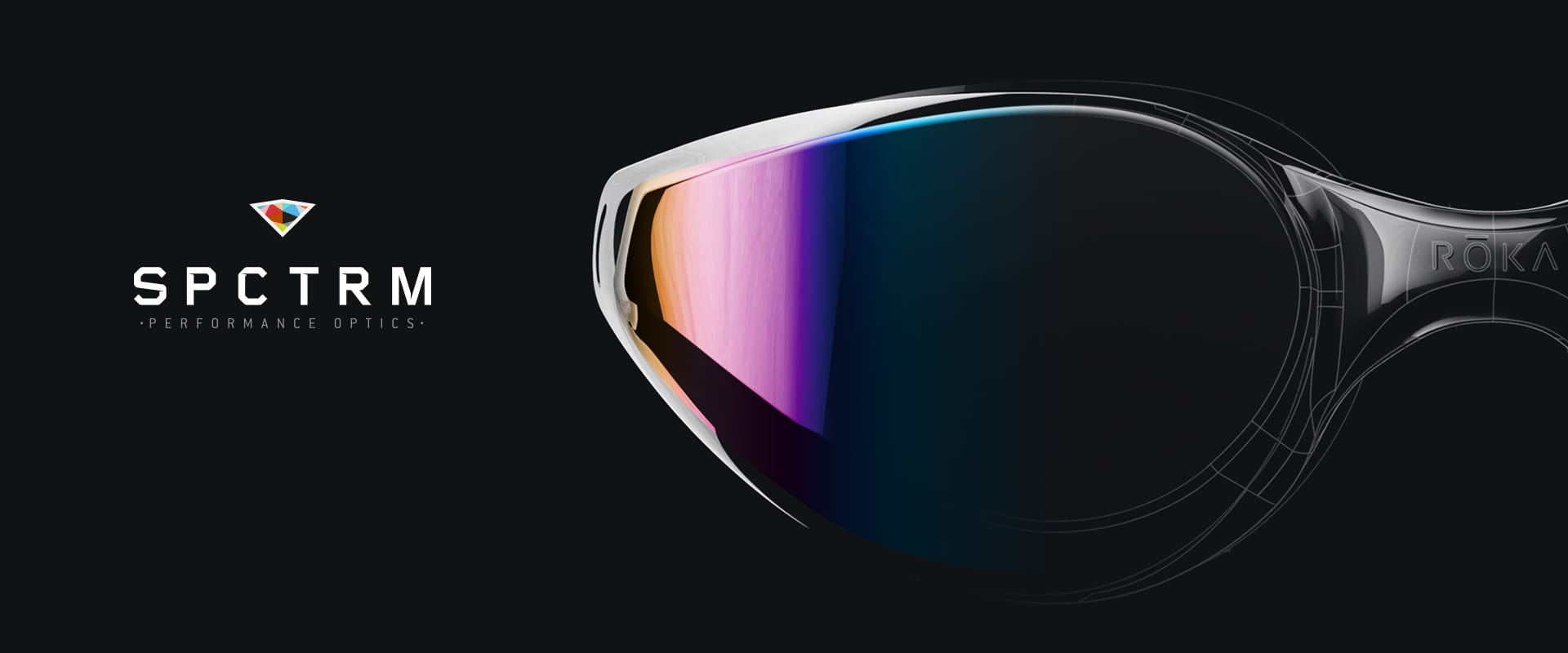 SPCTRM Performance Optics - Goggles